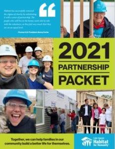 2021 HFH Partnership Packet